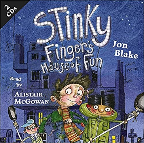 Stinky Finger's House of Fun Cover