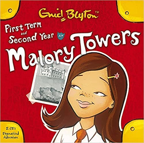 First Term and Second Year At Malory Towers Cover