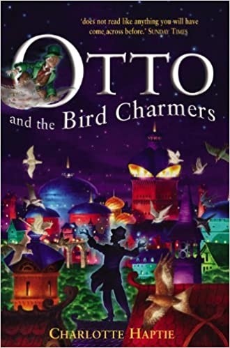 Otto and the Bird Charmers Cover