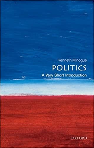 Politics: A Very Short Introduction Cover