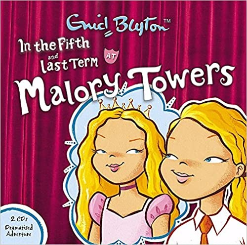 In the Fifth and Last Term At Malory Towers Cover