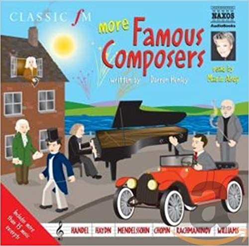 More Famous Composers Cover
