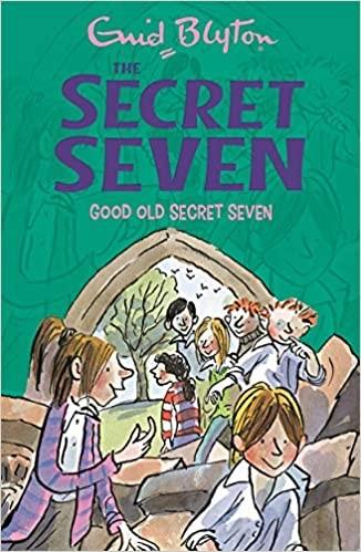 Good Old Secret Seven Cover