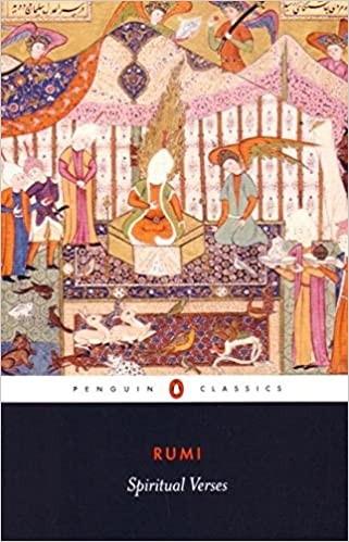 The Spiritual Verses: Masnavi-ye Ma'navi Book 1 Cover