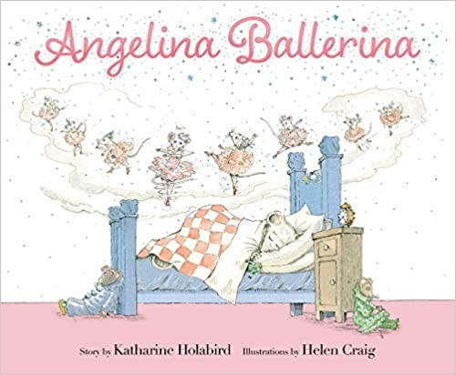 The Angelina Ballerina Story Collection Cover