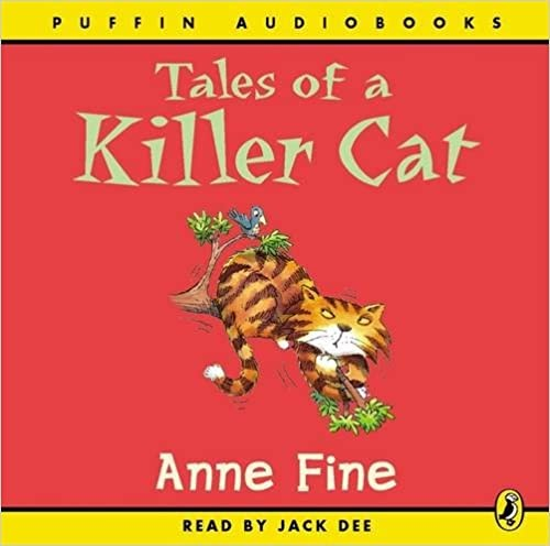 Tales of A Killer Cat Cover
