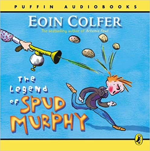 The Legend of Spud Murphy Cover