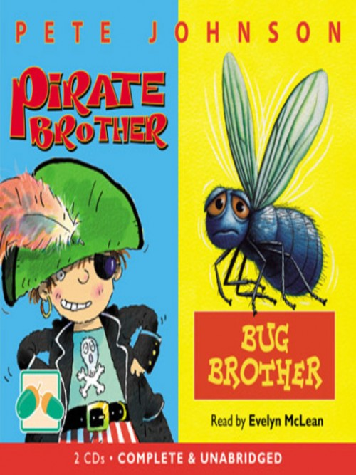 Bug Brother and Pirate Brother Cover