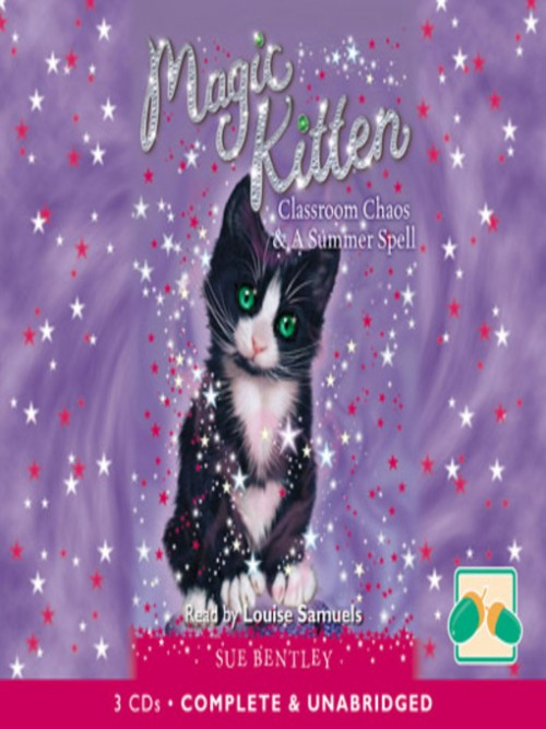 Magic Kitten: Classroom Chaos and Summer Spell Cover
