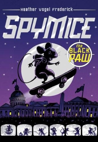 Spy Mice: The Black Paw Cover
