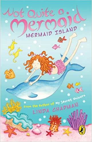 Not Quite A Mermaid: Mermaid Island and Mermaid Fire Cover