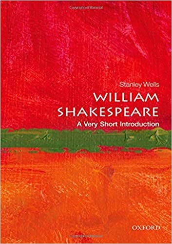 Shakespeare: A Very Short Introduction Cover