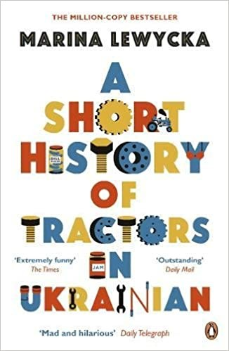 A Short History of Tractors In Ukrainian Cover