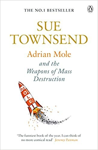 Adrian Mole and the Weapons of Mass Destruction Cover