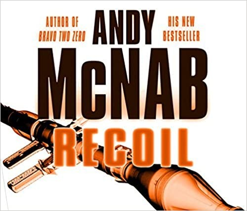 Nick Stone Series Book 9: Recoil Cover