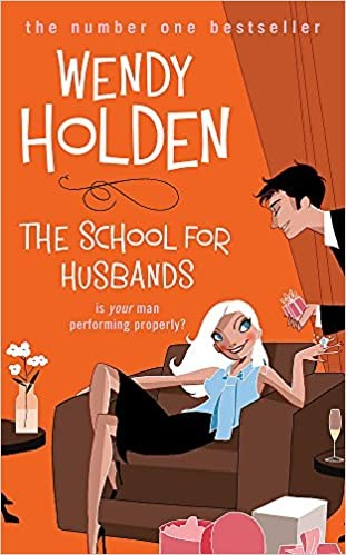 The School For Husbands Cover