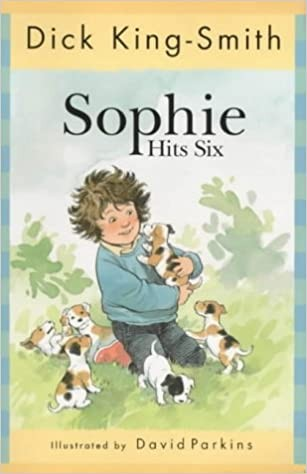 Sophie Hits Six Cover
