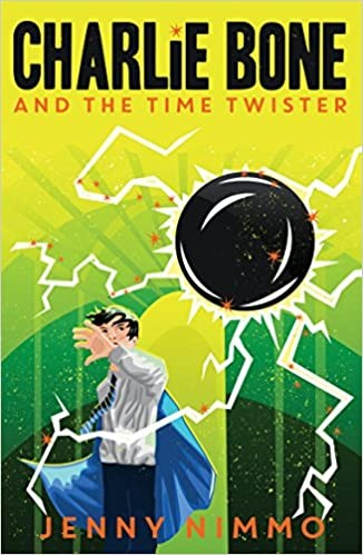 The Time Twister Cover