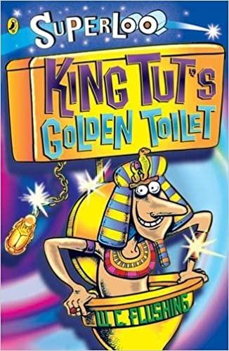 Superloo: King Tut's Golden Toilet Cover