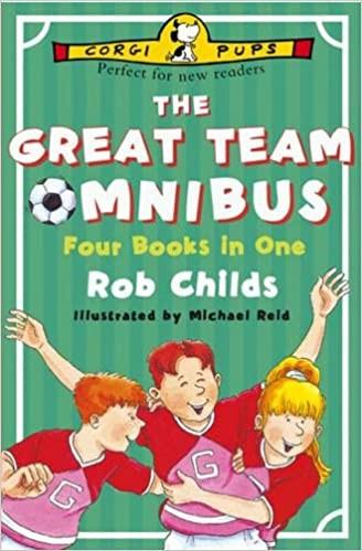 The Great Team Omnibus Cover