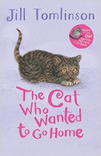 The Cat Who Wanted To Go Home Cover