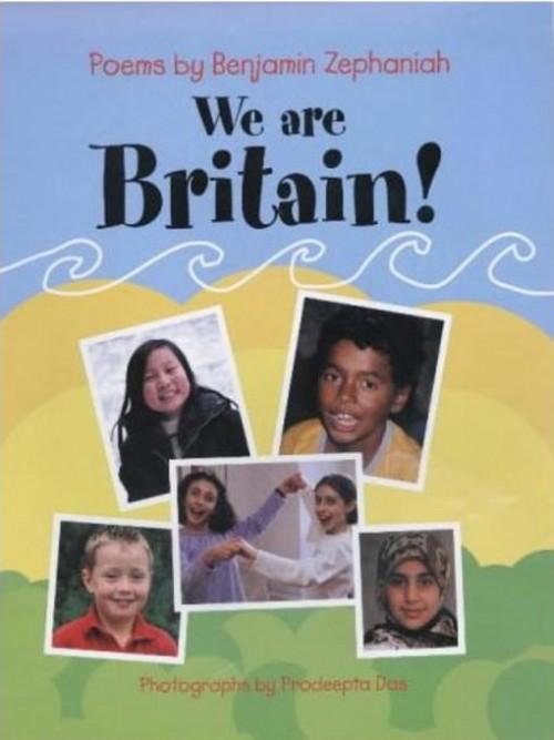 We Are Britain! Cover