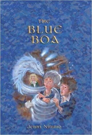 The Blue Boa Cover