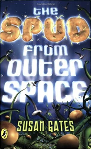 The Spud From Outer Space Cover