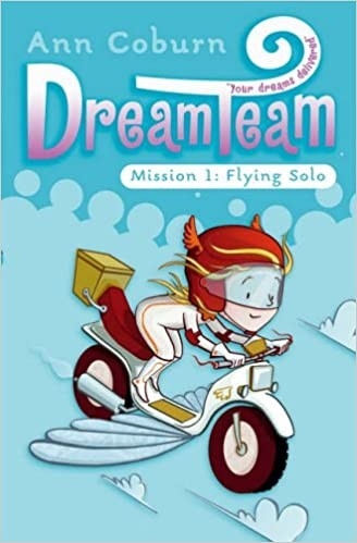 Dream Team Mission 1: Flying Solo Cover