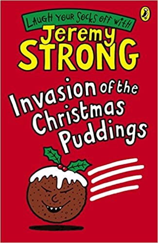 Invasion of the Christmas Puddings Cover