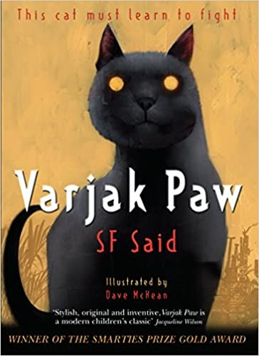 Varjak Paw Cover