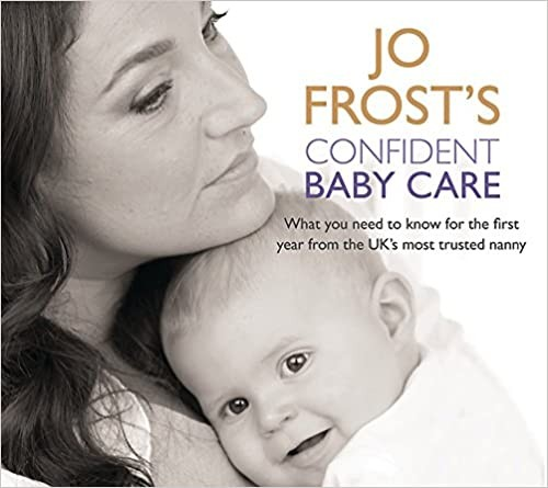 Jo Frost's Confident Baby Care Cover
