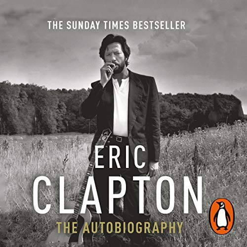 Eric Clapton: The Autobiography Cover