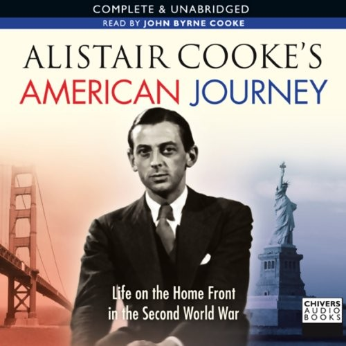 Alistair Cooke's American Journey Cover