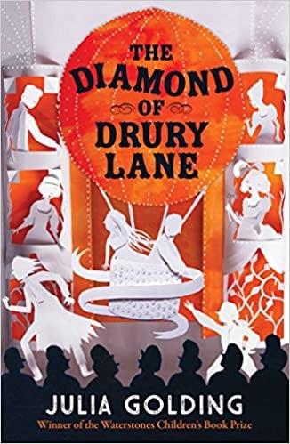 Cat Royal Series Book 1: The Diamond of Drury Lane Cover
