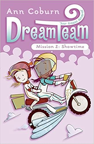 Dream Team Mission 2: Showtime Cover