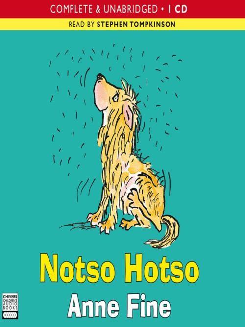 Notso Hotso Cover