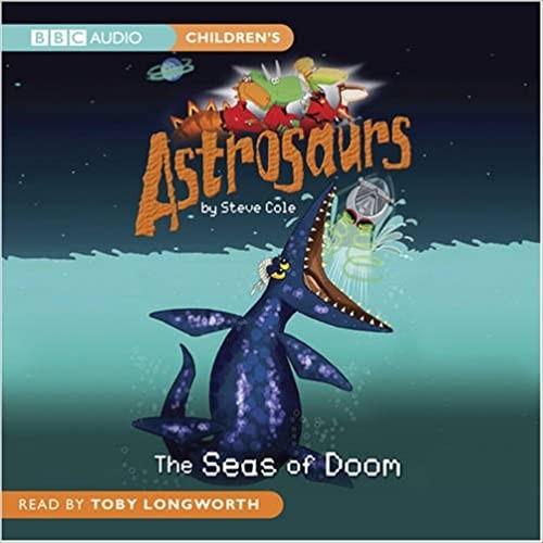 Astrosaurs: The Seas of Doom Cover