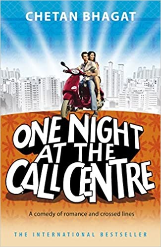 One Night At the Call Centre Cover