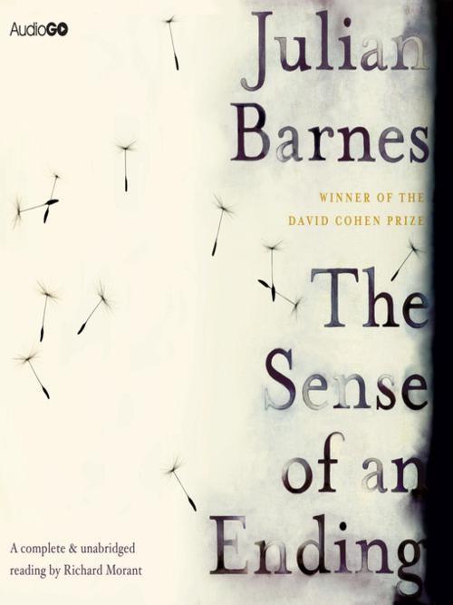 The Sense of An Ending Cover