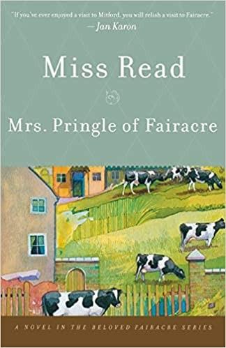 Mrs Pringle Cover