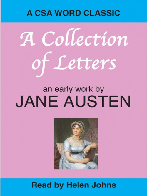 A Collection of Letters Cover