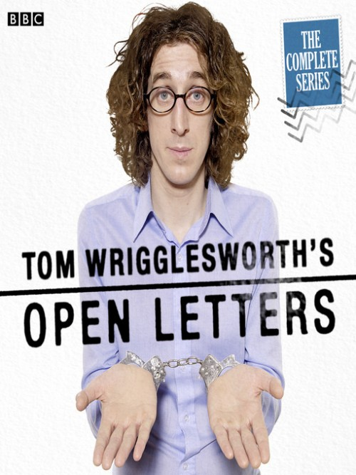 Tom Wriggleworth's Open Letters, Series 1 Cover