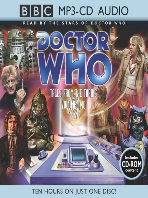 Doctor Who: Tales From the Tardis Volume Two Cover