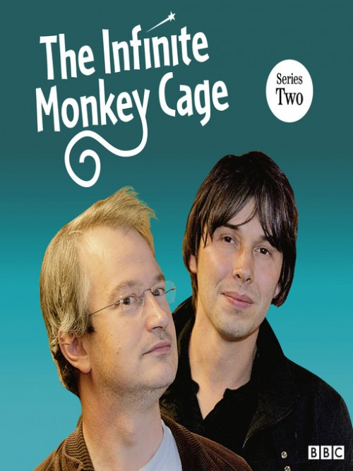 The Infinite Monkey Cage, Series 2 Cover