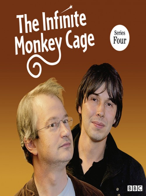 The Infinite Monkey Cage, Series 4 Cover