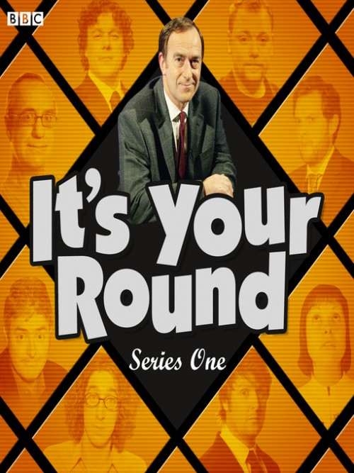 It's Your Round, Series 1, Episode 5 Cover