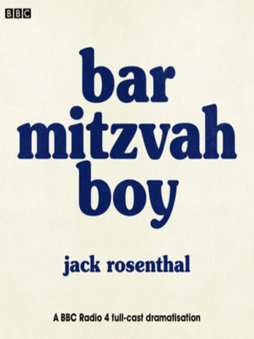 Bar Mitzvah Boy Cover