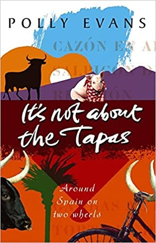 It's Not About the Tapas Cover