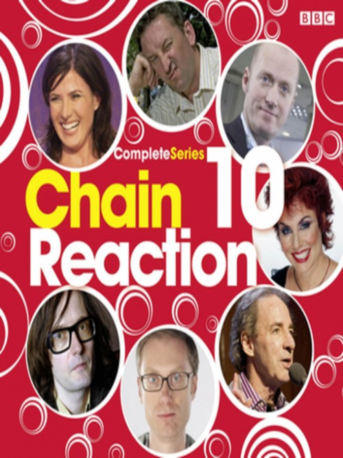 Chain Reaction: Complete Series 10 Cover